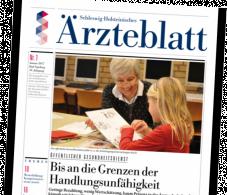 Titelblatt SH-Ärzteblatt
