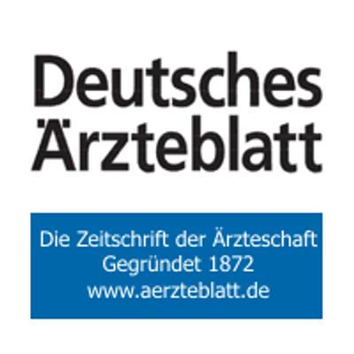 Deutsches Ärzteblatt - Logo