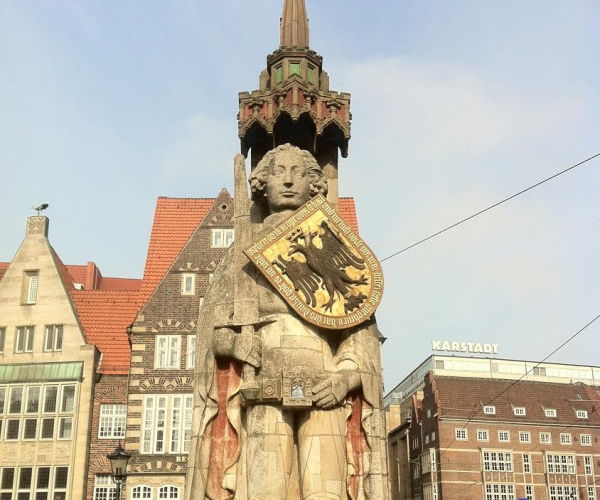 Roland in Bremen - Foto: A. Kaunzner